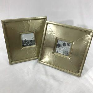 NWT Pottery Barn Gold Frames